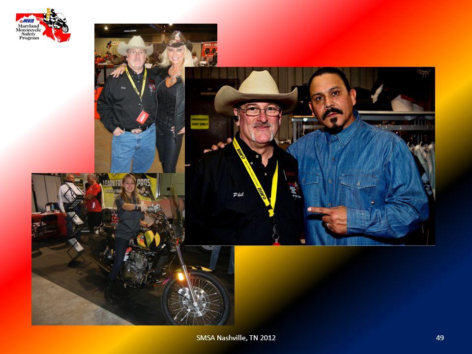 49SMSA Nashville, TN 2012