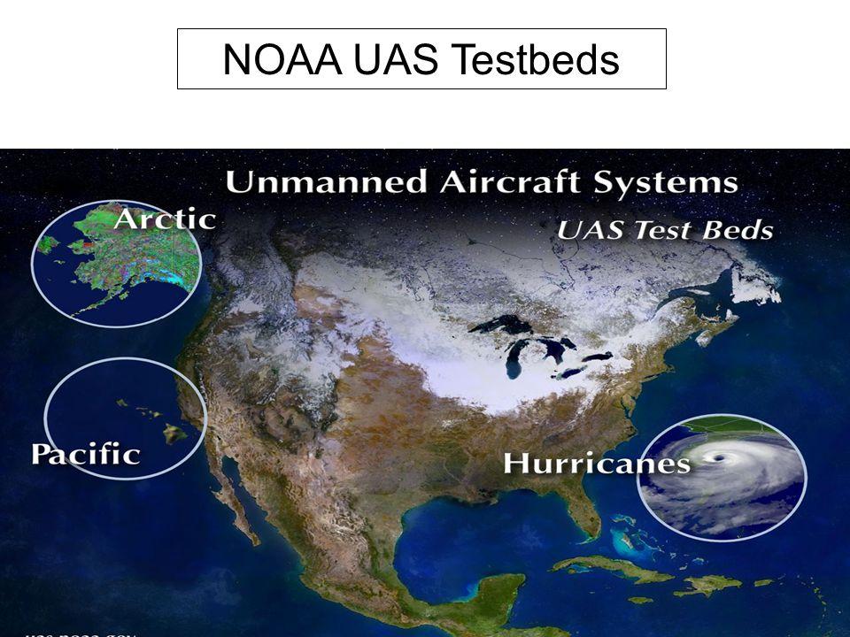 NOAA UAS Testbeds