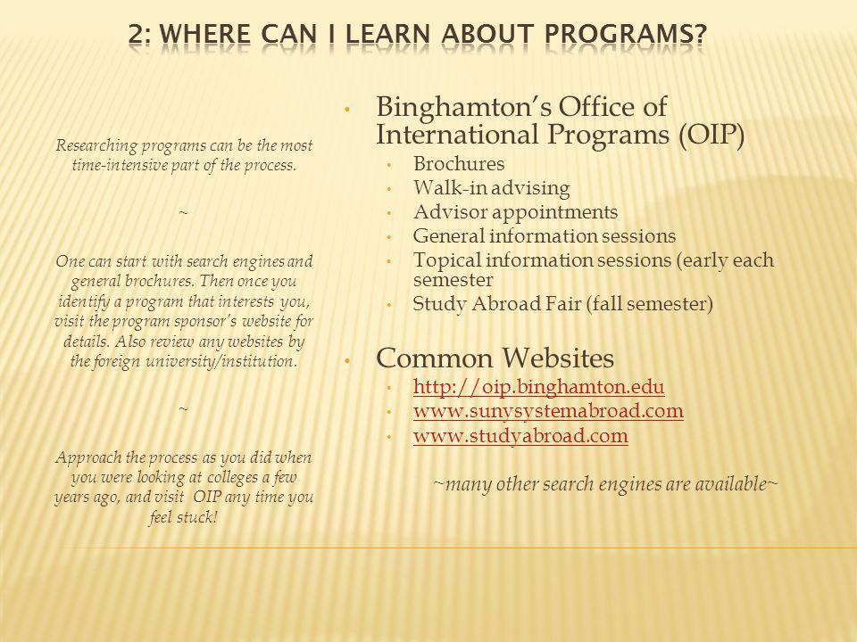 Be sure to understand how billing, credits and financial aid apply for each of these program sponsor options.