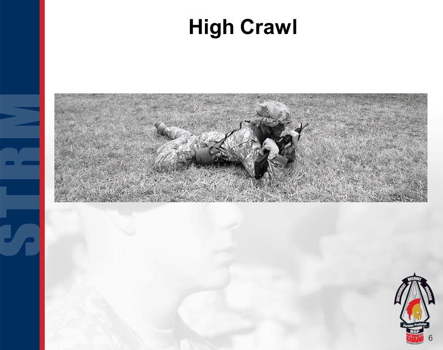 6 High Crawl