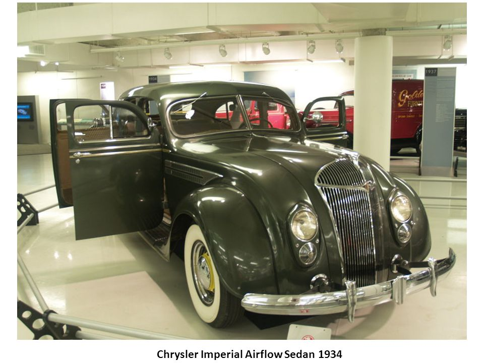 Chrysler Imperial Airflow Sedan 1934
