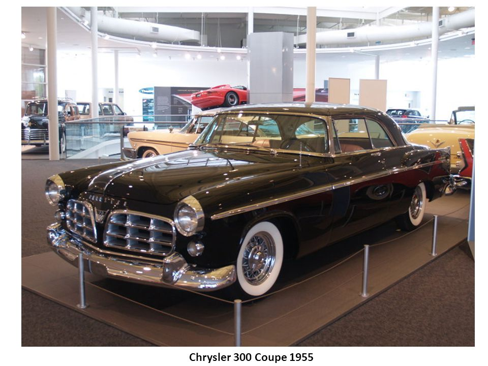 Chrysler 300 Coupe 1955