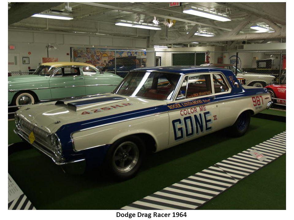 Dodge Drag Racer 1964