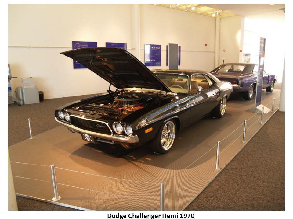 Dodge Challenger Hemi 1970
