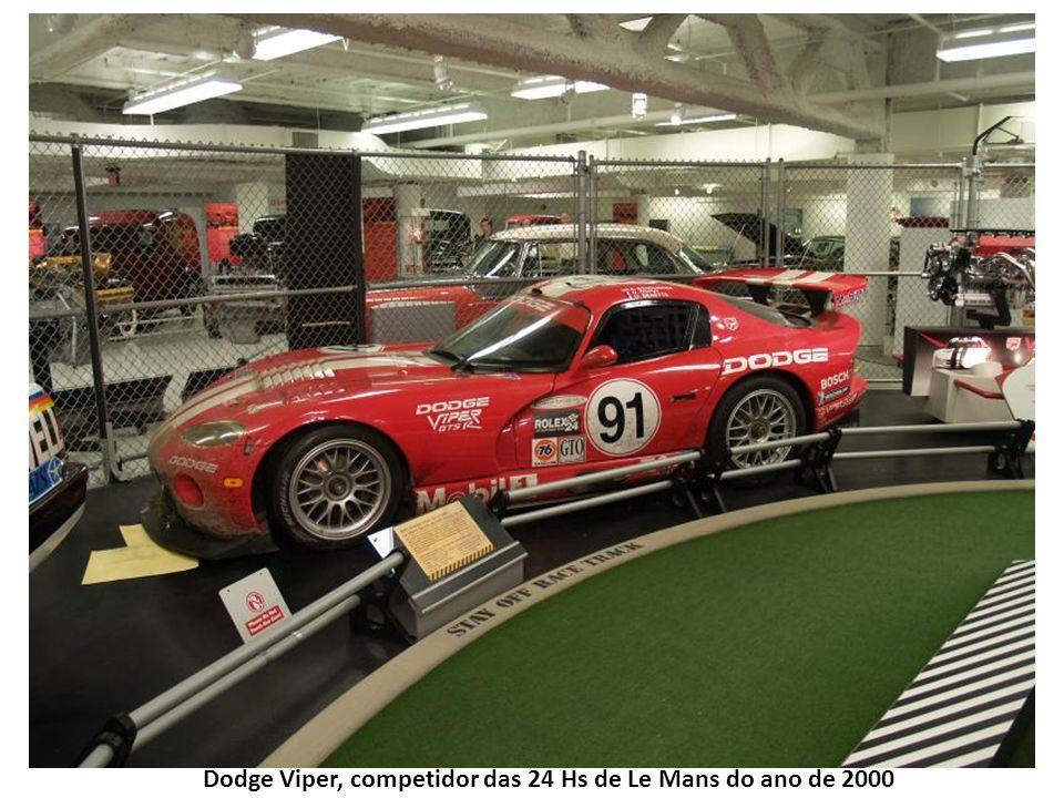 Dodge Viper, competidor das 24 Hs de Le Mans do ano de 2000