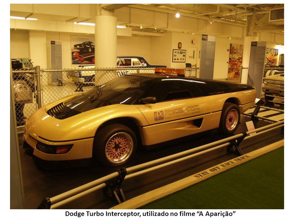 Dodge Turbo Interceptor, utilizado no filme A Aparição