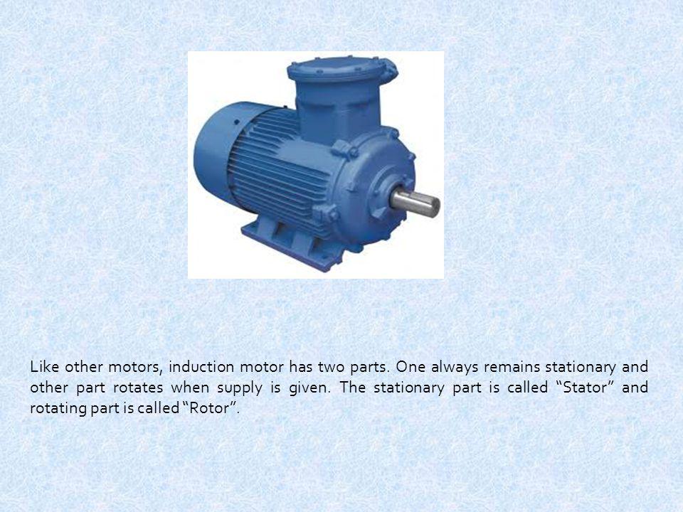 Stator Rotor