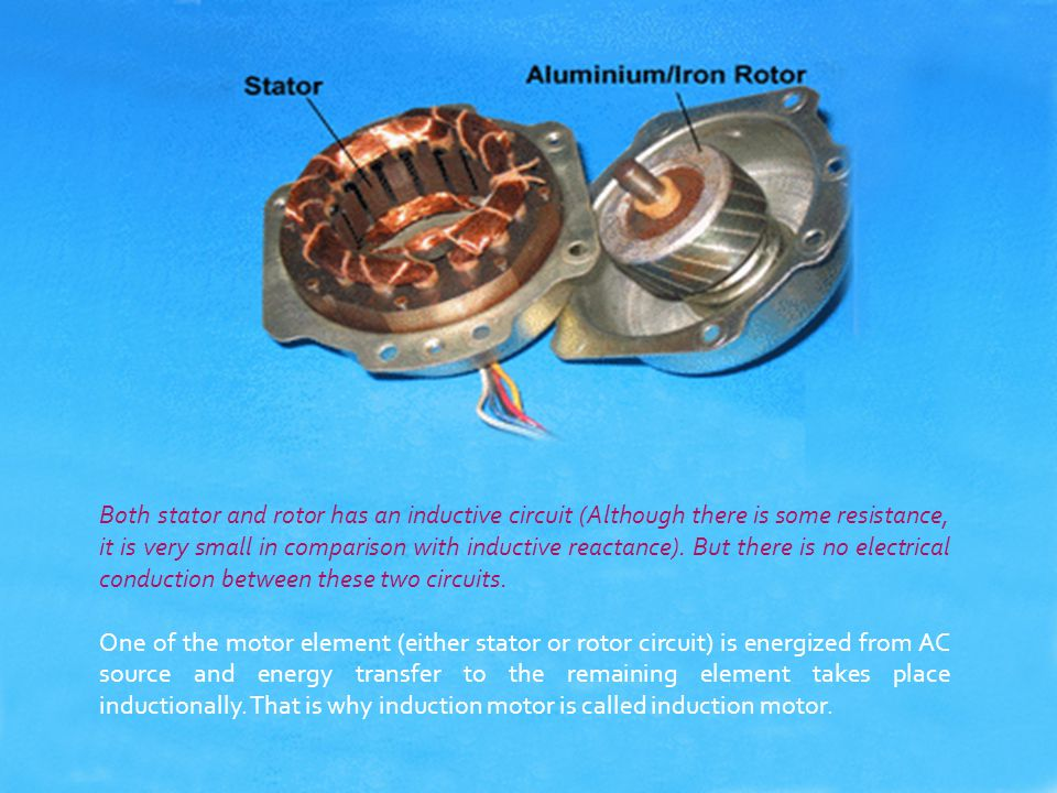 Inductive circuit is nothing but a current carrying coil that is used for producing magnetic flux or magnetic field.