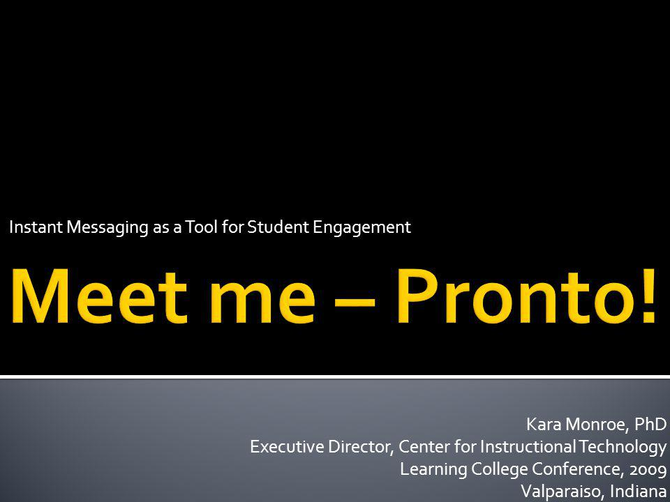  What is Pronto. How do I control my student's access to me when I use Pronto.