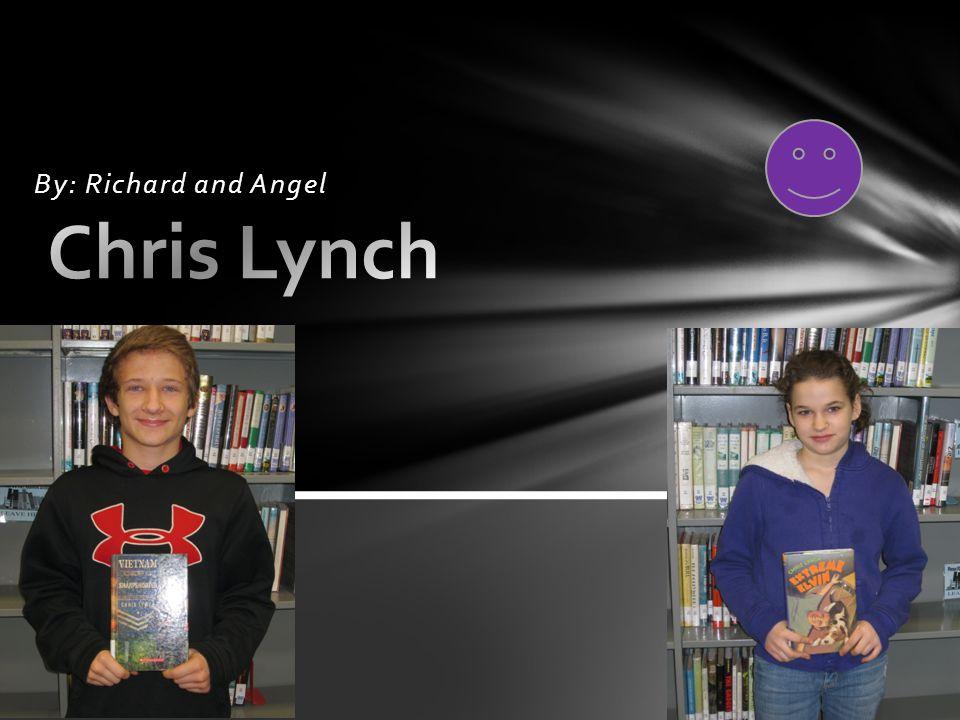 Chris Lynch Answer #3