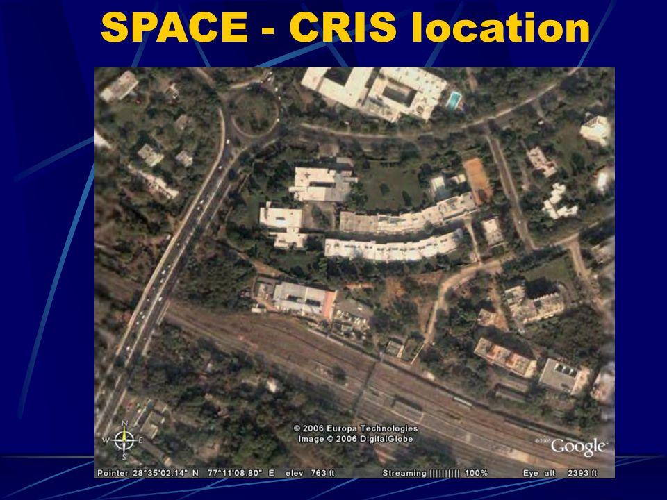 SPACE - CRIS location