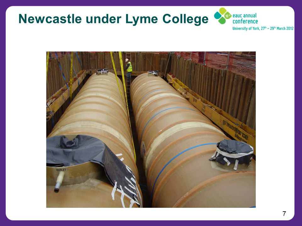 7 Newcastle under Lyme College