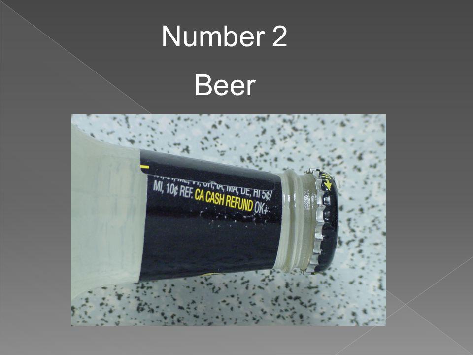 Number 2 Beer