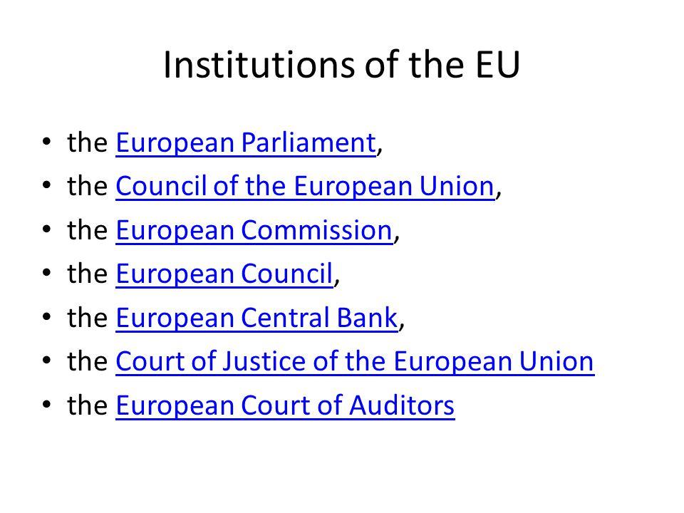 European Parliament Legislative procedure Budget Supervisory powers