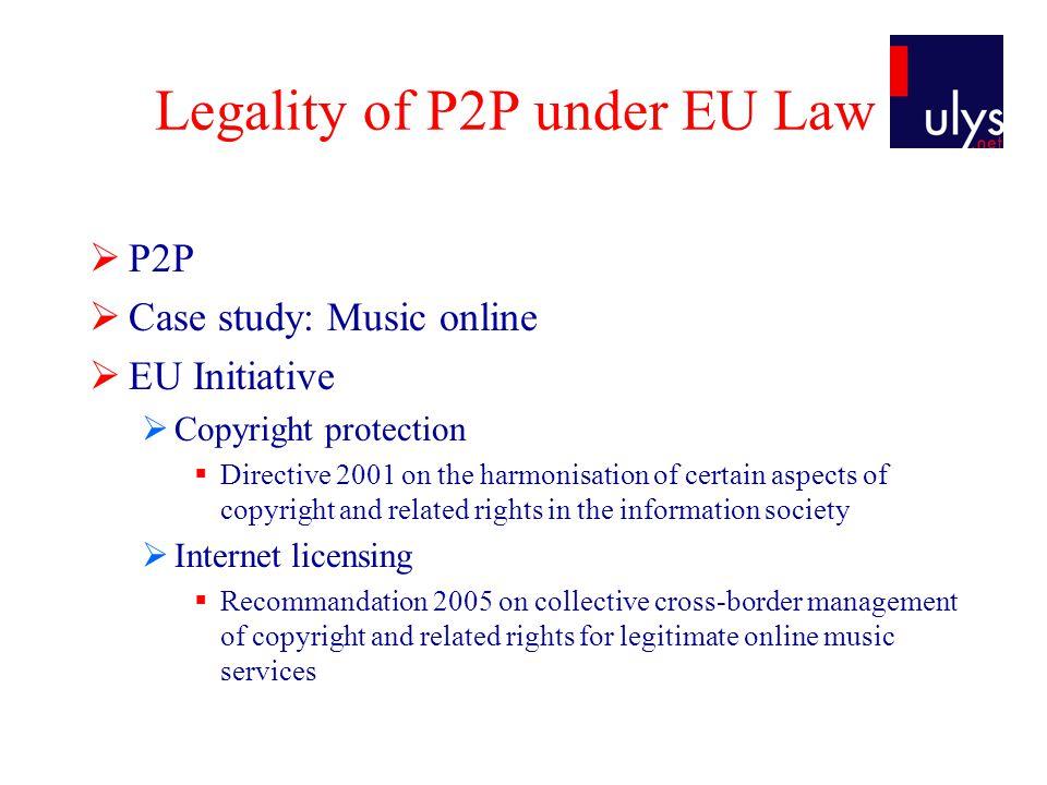 P2P  What's P2P.