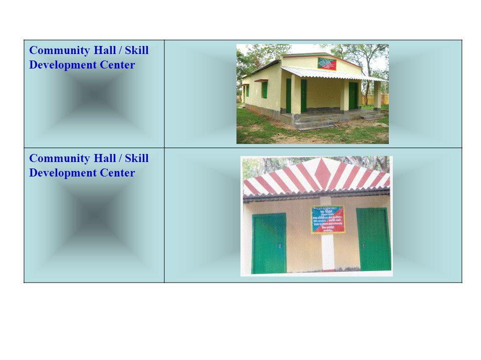 Community Hall / Skill Development Center