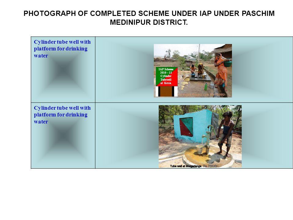 IAP Scheme 2010 – 11 Ringwell at Amjhore.