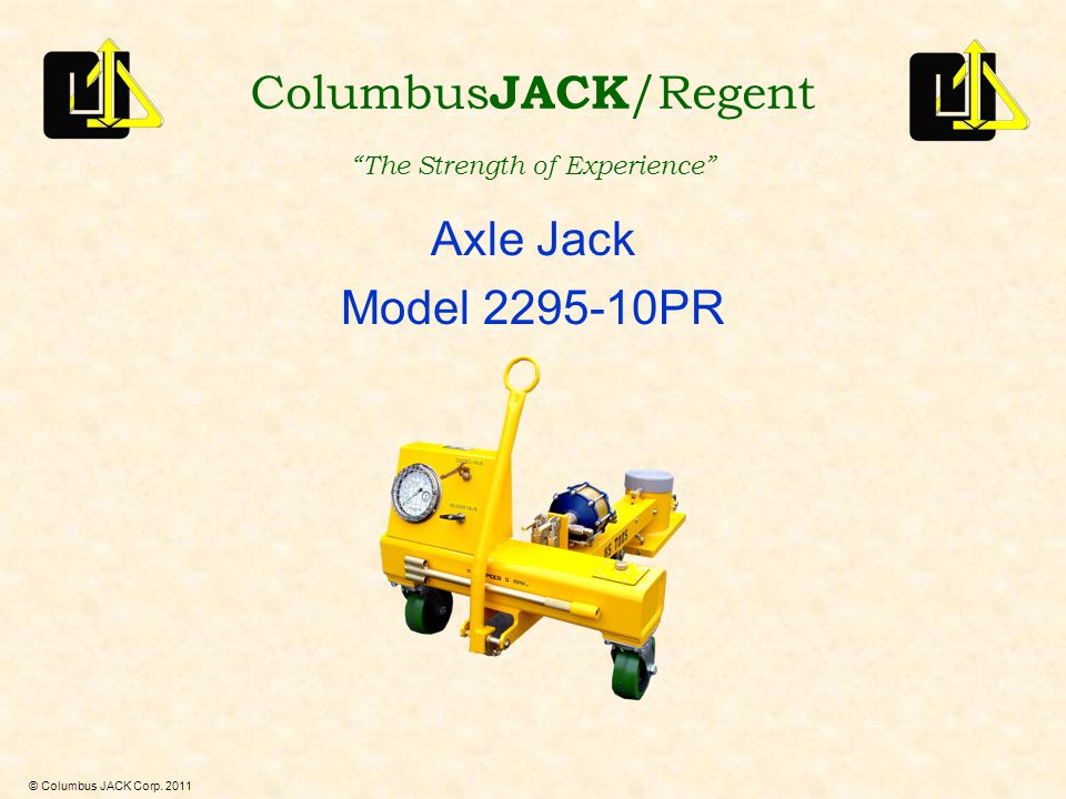 © Columbus JACK Corp.