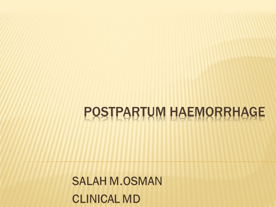 SALAH M.OSMAN CLINICAL MD