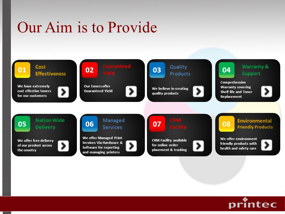 Traditional Printing Environments Printec Smart Print Services