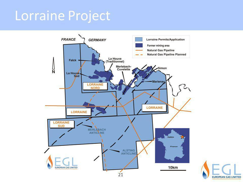 Lorraine Project 21