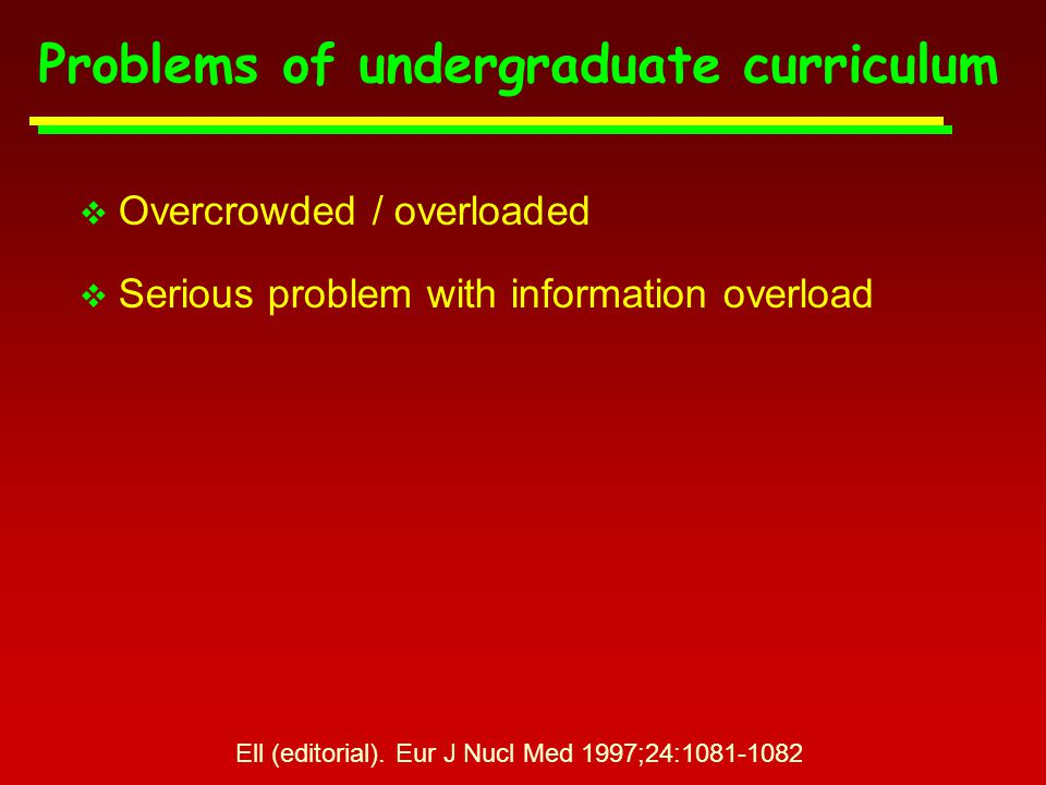 Status in remainder of South Africa  Large variation in what is offered on undergraduate level  Some institutions virtually nothing, others extensive exposure