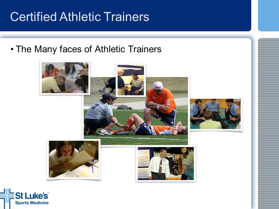 Survey Results Evaluating the Skills of a Residency Trained Athletic Trainer (RTAT) 0-1 not at all; 2-3 minimal; 4-5 Adequate; 7-8 Very Well; 9-10 Exceptional How Prepared do you feel a RTAT is to be integrated into your clinic = 8.74 Comparing Clinical skills of RTAT to non Residency Trained AT = 7.88 Comparing MSK skills of RTAT to entry level PA or NP = 8.0 Comparing the clinical skills of RTAT to MA's = 9.17
