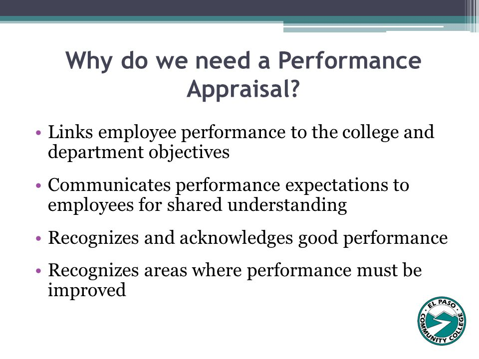 How Do Employees Benefit from Performance Appraisal's?