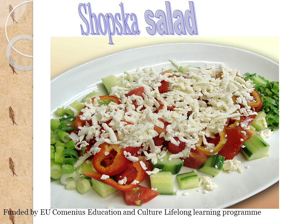 Funded by EU Comenius Education and Culture Lifelong learning programme