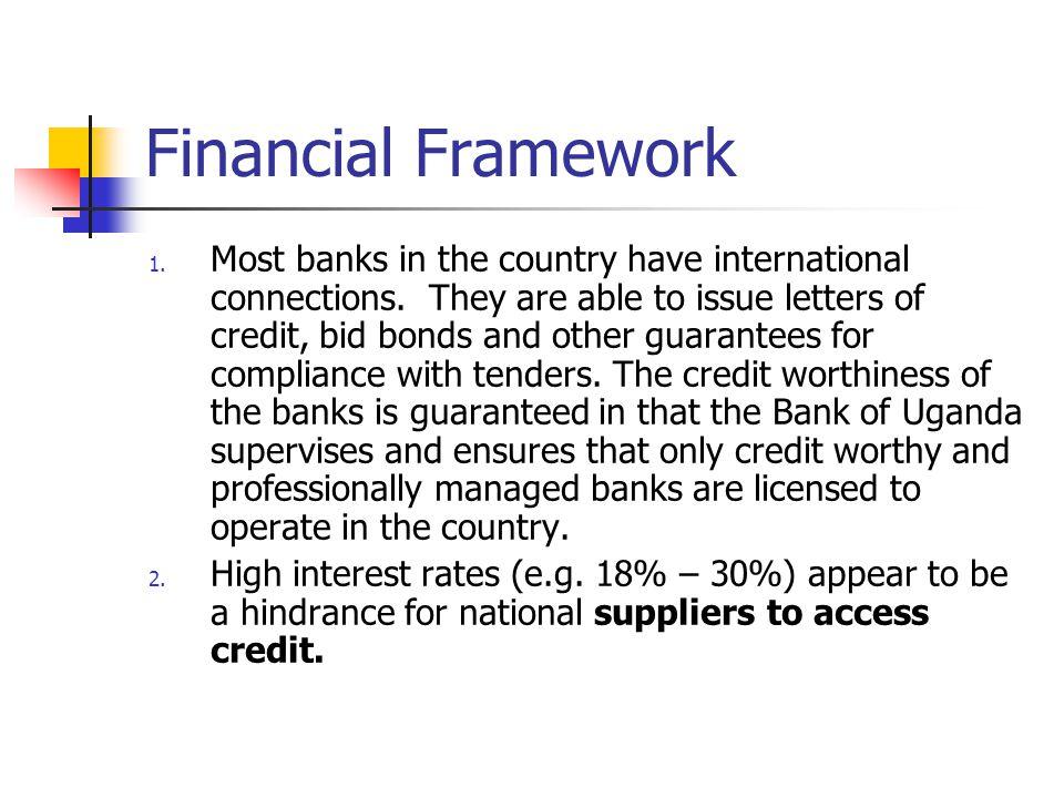 Financial Framework 1.