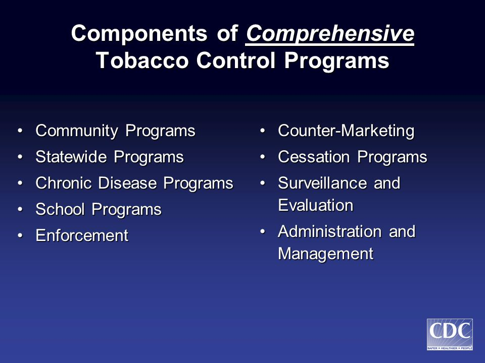 http://www.cdc.gov/tobacco