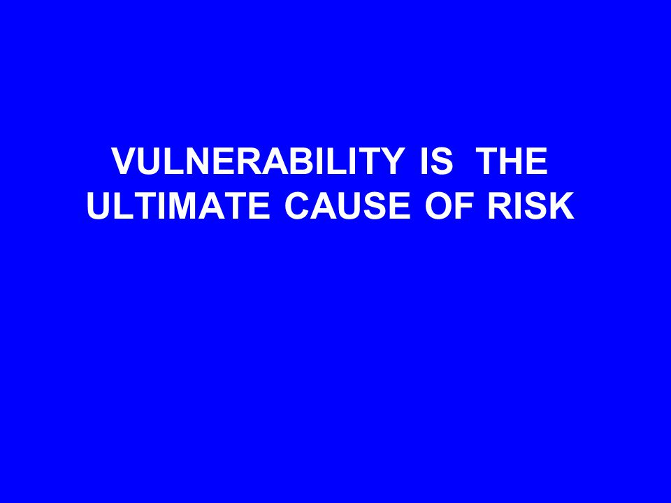 VULNERABILITY MODEL VULNERABILITY MODEL QUALITY OF DESIGN AND CONSTRUCTION ADEQUACY OF LATERAL-FORCE RESISTING SYSTEM