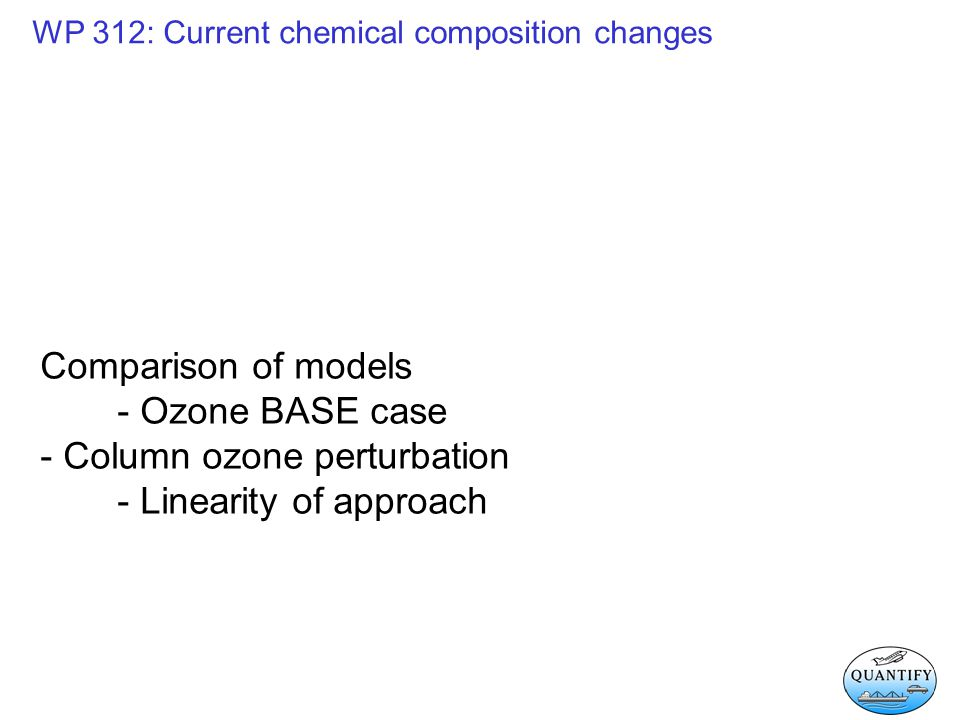 WP 312: Current chemical composition changes from different modes of transport Ozone perturbations from different means of transport in the UTLS (250 hPa) by region as a function of time East Asia: 100E - 120E, 30N-50N Central Europe: 10W - 10 E, 40N-60N Eastern US: 90W - 70 W, 30N-50N
