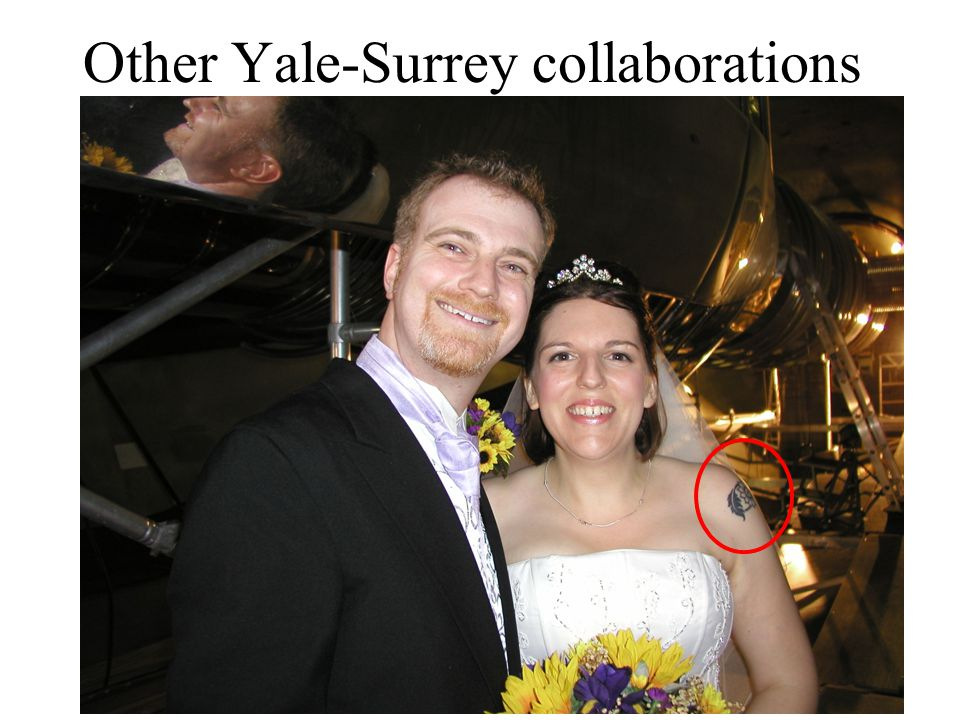 Other Yale-Surrey collaborations