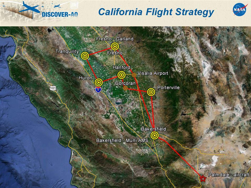 13 California Flight Strategy