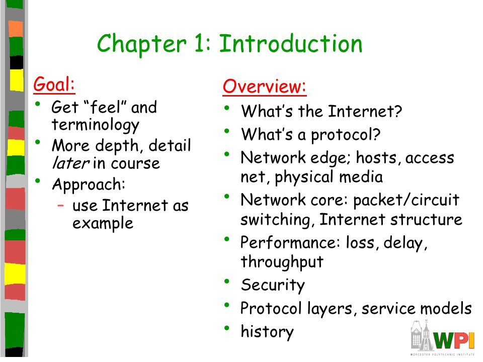 Introduction: Summary Covered a ton of material.