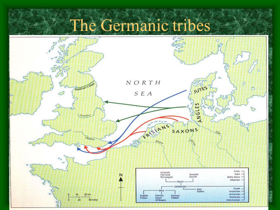 The Anglo-Saxon Kingdoms