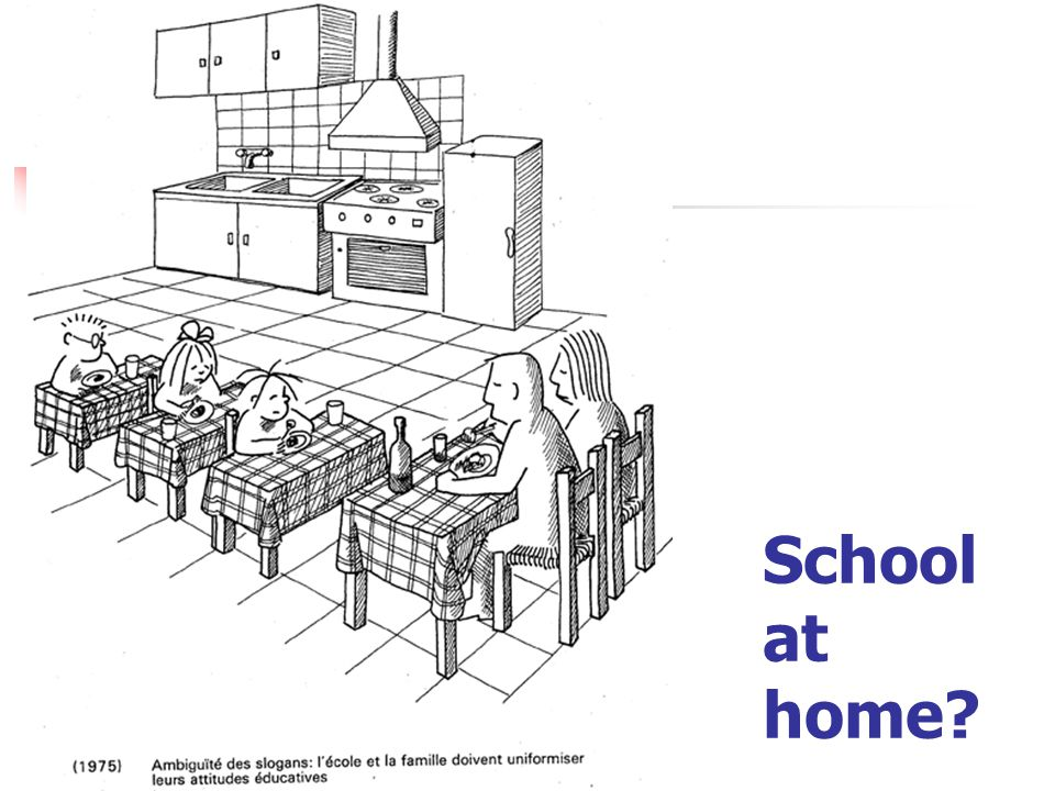School at home?