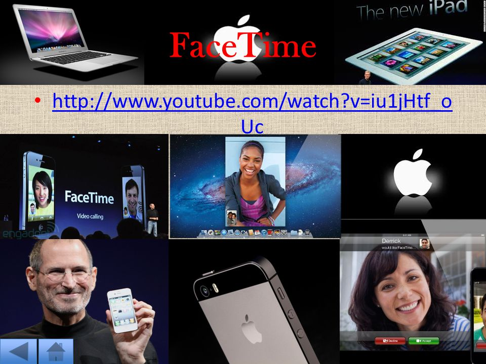 How FaceTime Has Changed Communication Allows people to have real face to face conversations from different locations Service is free while connected