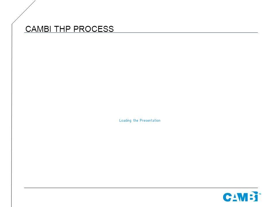 CAMBI THP PROCESS
