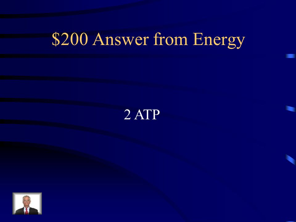 $200 Question from Energy Glycolysis needs how many ATP to work?