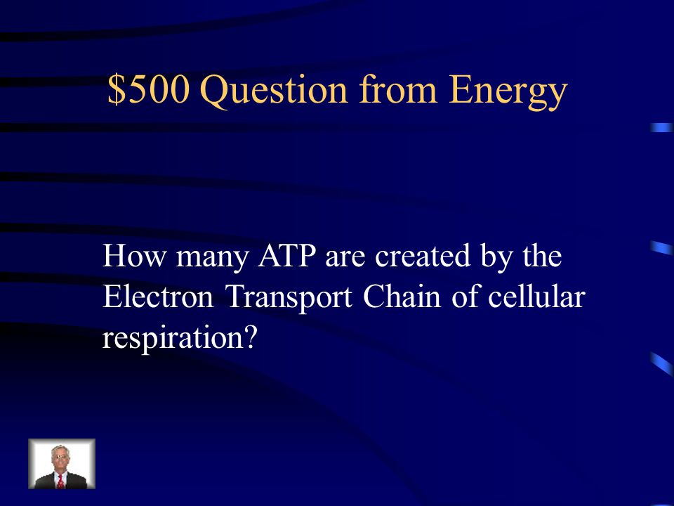 $400 Answer from Energy thylakoid