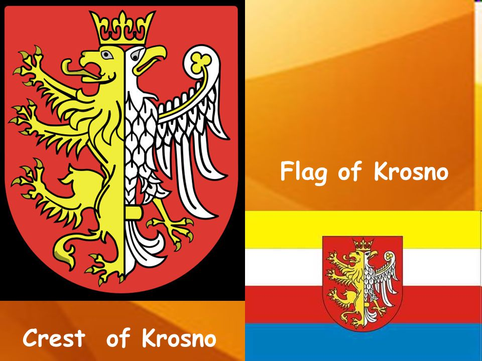 Krosno- a charming town in the Podkarpacie region, founded by king Kazimierz Wielki in the half of the 16th century.