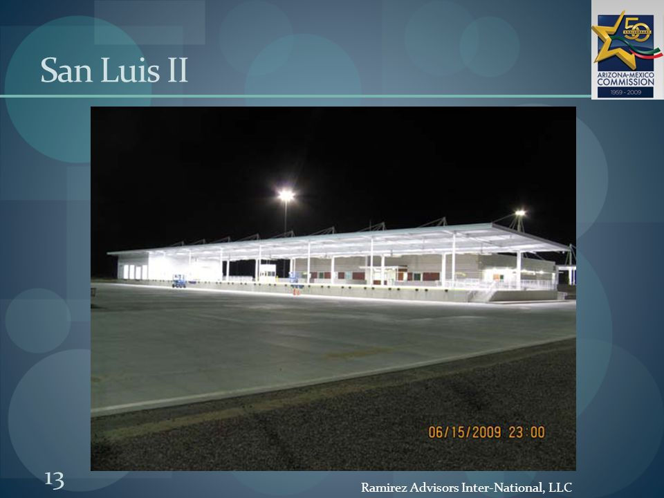 13 Ramirez Advisors Inter-National, LLC San Luis II