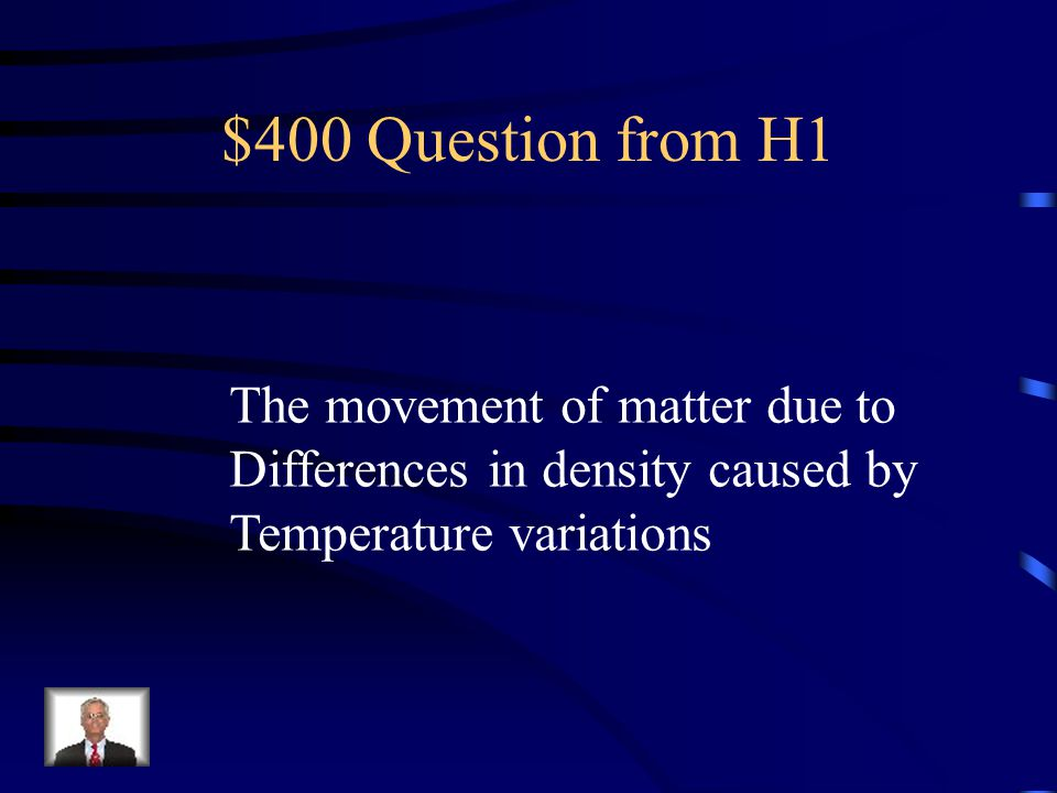 $300 Answer from H1 temperature