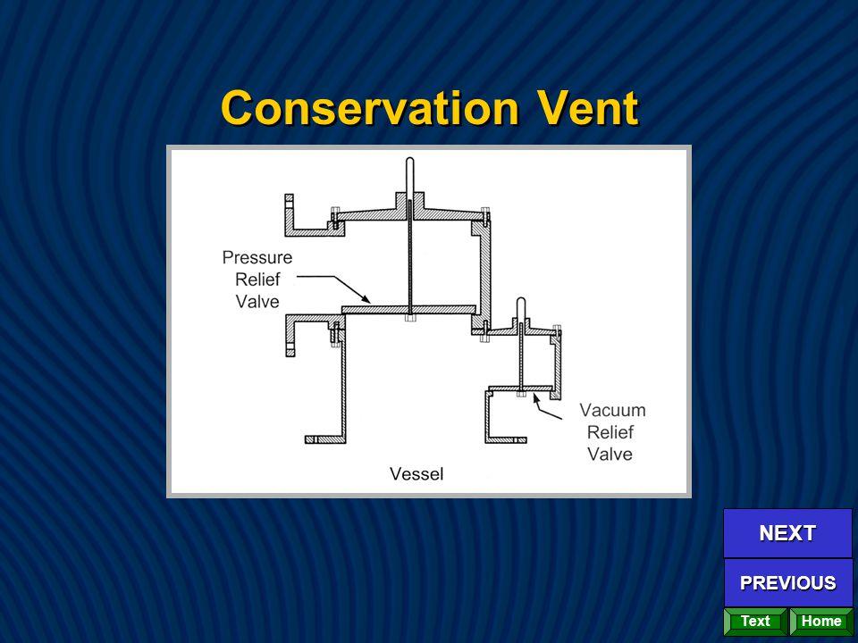 Conservation Vent Home NEXT PREVIOUS Text