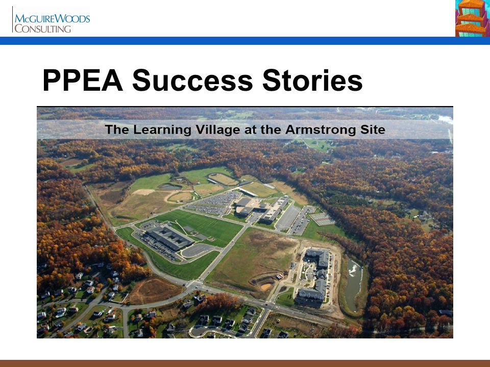PPEA Success Stories