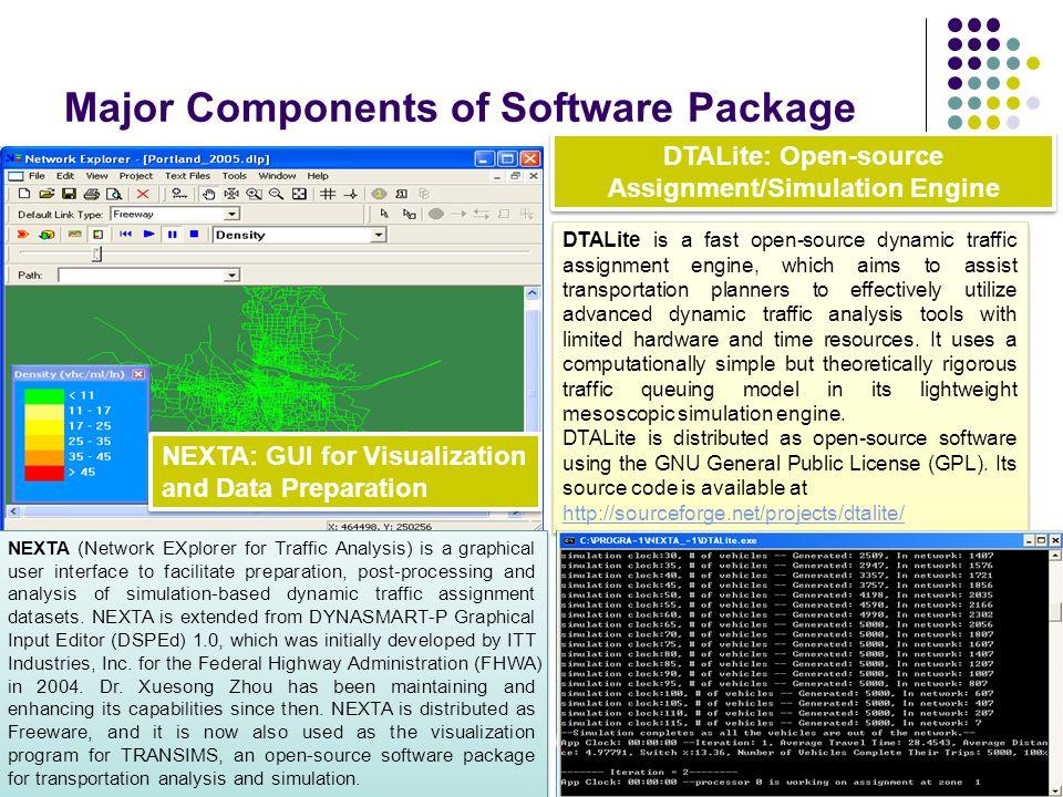 Advanced Topic 1: Scenario Configuration Locate major output files 43