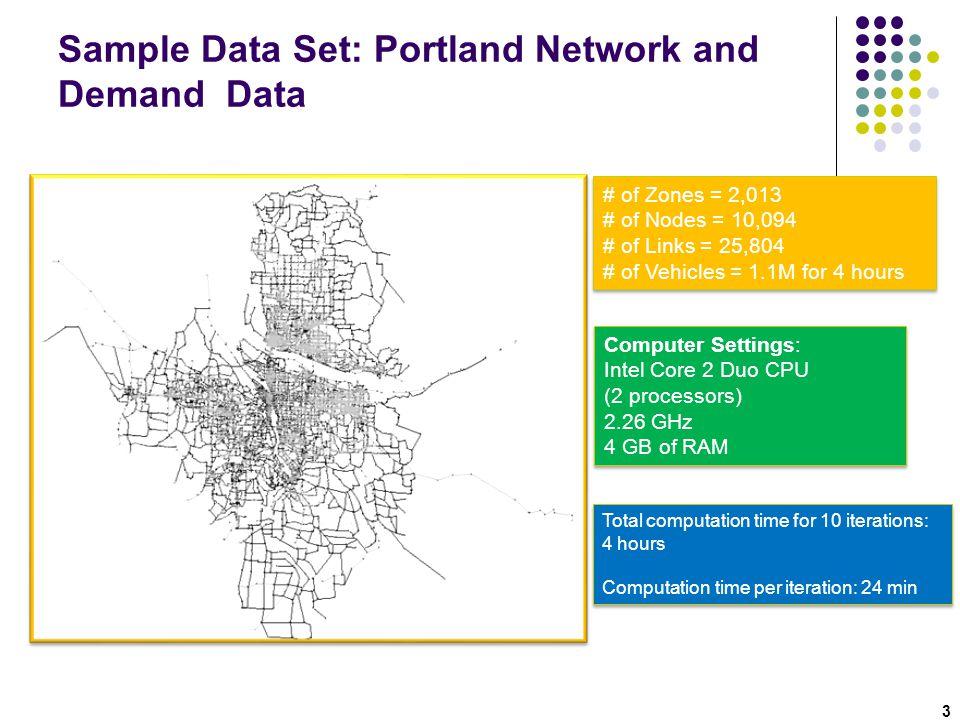 Step 1: Import Data from Excel Spreadsheet 14 Filename: SampleNetwork.xls Dataset folder: C:\Program Files\NEXTA_for_DTALite\DataSets The data structure of the spreadsheet will be explained in Exercise 3.