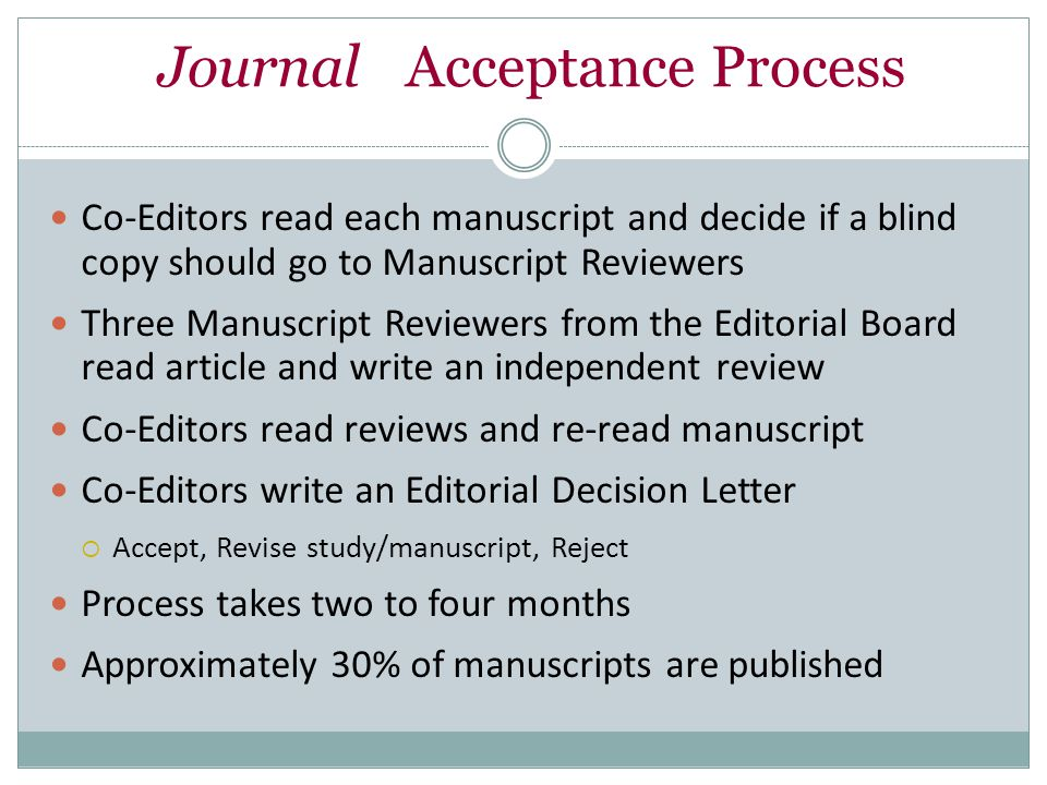 AAT Acceptance Process Submit your article via e-mail to Leigh@ksu.edu Identify yourself by name, position title, department, institution, and e-mail address Juried (not blind) review Draft acceptance rate ~ 60% Work with copy editor to finalize Photo and Copyright release required Most articles printed within 3-6 months